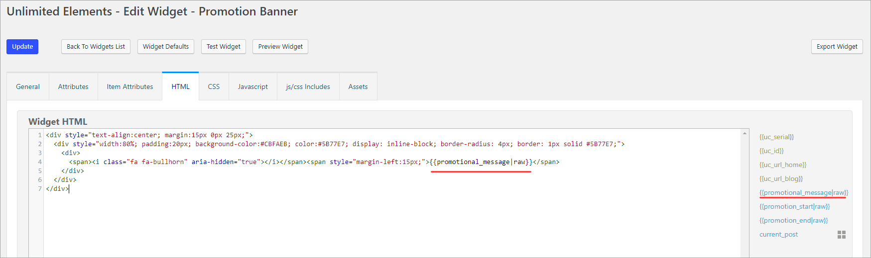 first try html tab