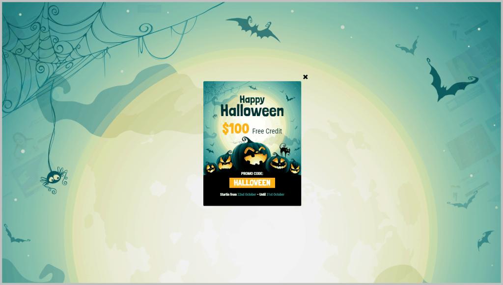 Halloween Popup 1