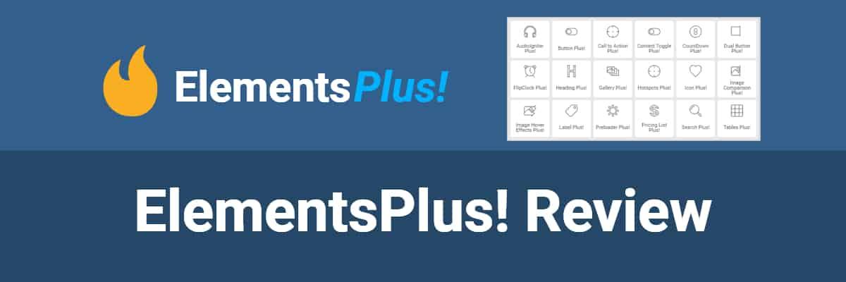 ElementsPlus Review