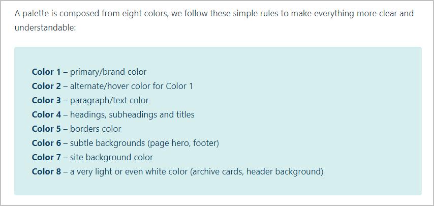 blocksy color help