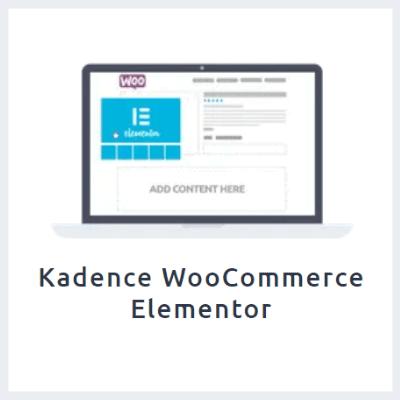 Kadence Woocommerce Elementor