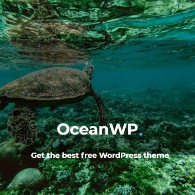 oceanwp theme